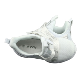 Bartek 78213 Sport Shoes leather insole white grey 6