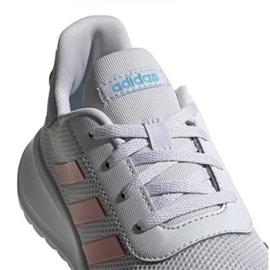 Adidas Tensaur Run Jr EG4132 shoes pink grey 1