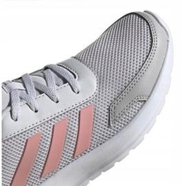 Adidas Tensaur Run Jr EG4132 shoes pink grey 2