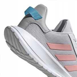 Adidas Tensaur Run Jr EG4132 shoes pink grey 4