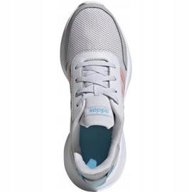 Adidas Tensaur Run Jr EG4132 shoes pink grey 5