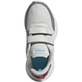 Adidas Tensaur Run Jr EG4147 shoes grey 2