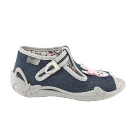 Befado children's shoes 213P119 grey 1