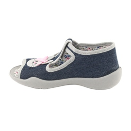 Befado children's shoes 213P119 grey 3
