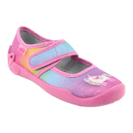 Befado children's shoes 123X048 pink multicolored 2