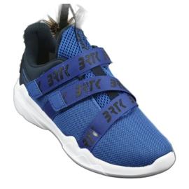 Bartek 75213 Sport Shoes leather insole navy blue 2
