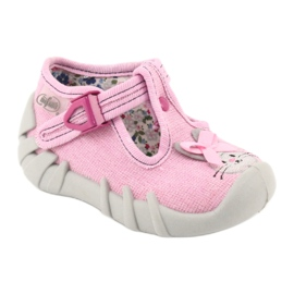 Befado children's shoes 110P374 pink 2