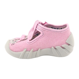 Befado children's shoes 110P374 pink 3