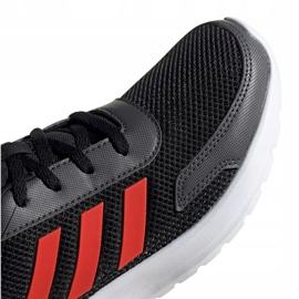Adidas Tensaur Run K Jr EG4124 shoes black orange 3