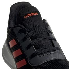 Adidas Tensaur Run K Jr EG4124 shoes black orange 4