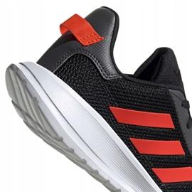 Adidas Tensaur Run K Jr EG4124 shoes black orange 5