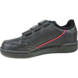 Adidas Continental 80 K EH3223 shoes black 1