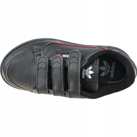 Adidas Continental 80 K EH3223 shoes black 2