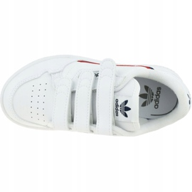 Adidas Continental 80 K EH3222 shoes white 2
