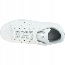 Adidas Stan Smith Jr EF4913 shoes white 2