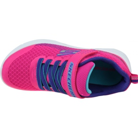 Skechers Microspec K Jr 302016L-PKPR shoes pink 2