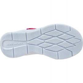 Skechers Microspec K Jr 302016L-PKPR shoes pink 3