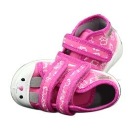 Befado orange children's shoes 212P066 pink 9