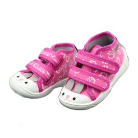 Befado orange children's shoes 212P066 pink 5