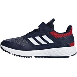 Adidas FortaFaito El K Jr F34122 shoes navy 2