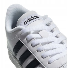 Adidas Vl Court 2.0 Jr DB1831 shoes white 2