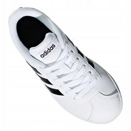 Adidas Vl Court 2.0 Jr DB1831 shoes white 4