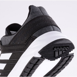 Adidas FortaFaito Jr FV6118 shoes black grey 1