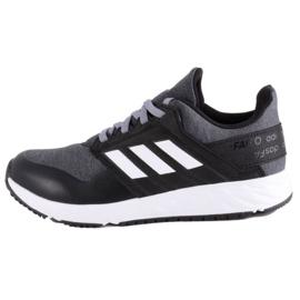 Adidas FortaFaito Jr FV6118 shoes black grey 2