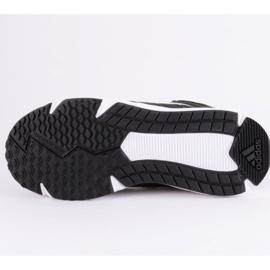 Adidas FortaFaito Jr FV6118 shoes black grey 5