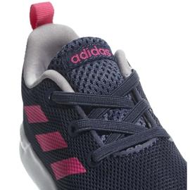 Adidas Lite Racer Cln K Jr BB7053 shoes navy pink 3