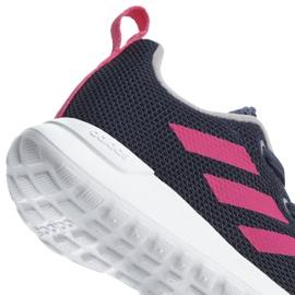 Adidas Lite Racer Cln K Jr BB7053 shoes navy pink 4