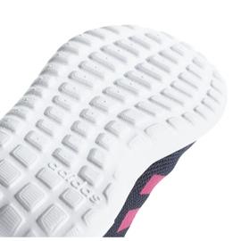 Adidas Lite Racer Cln K Jr BB7053 shoes navy pink 5
