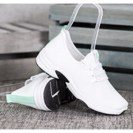 Kylie Classic Sport Shoes white 2