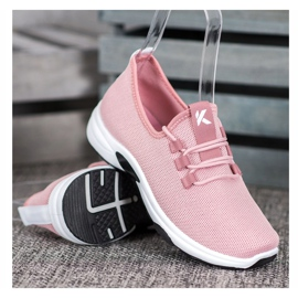 Kylie Classic Sport Shoes pink 1