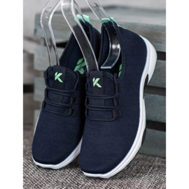 Kylie Classic Sport Shoes navy 1