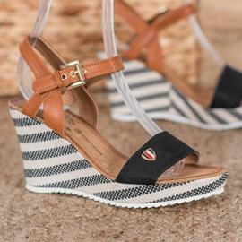 Goodin Fashionable wedge sandals 1