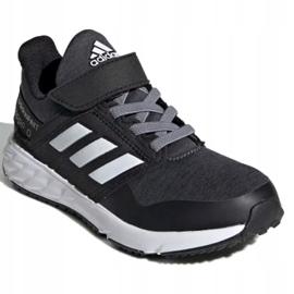 Adidas FortaFaito Jr EE7309 shoes grey 1