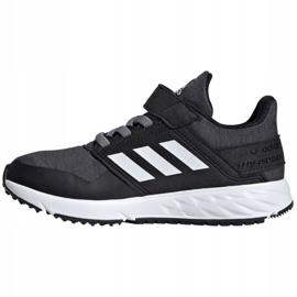 Adidas FortaFaito Jr EE7309 shoes grey 3
