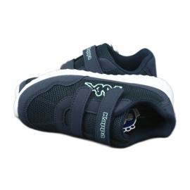 Kappa Cracker Ii K Jr 260647K 6737 children's shoes navy blue 4