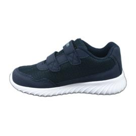 Kappa Cracker Ii K Jr 260647K 6737 children's shoes navy blue 2