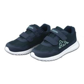 Kappa Cracker Ii K Jr 260647K 6737 children's shoes navy 3
