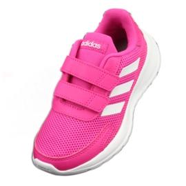 Adidas Tensaur Run Jr EG4145 shoes white pink 4