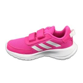 Adidas Tensaur Run Jr EG4145 shoes white pink 2