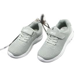 Befado children's shoes 516X046 grey 4