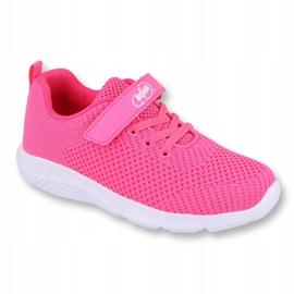 Befado children's shoes 516X044 pink 1