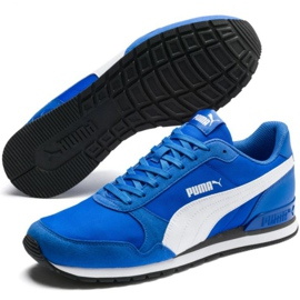 Puma St Runner v2 Nl M 365278 23 shoes blue 3