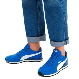 Puma St Runner v2 Nl M 365278 23 shoes blue 5