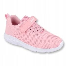 Befado children's shoes 516X045 pink 1