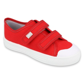 Befado children's shoes 440X012 red 1
