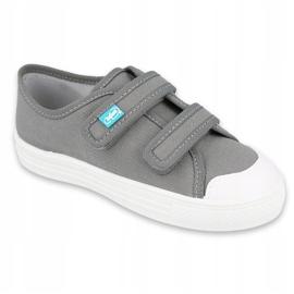 Befado children's shoes 440X014 grey 1